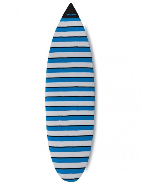 DaKine Knit Thruster surfboard stretch cover 6ft 6 - Blue