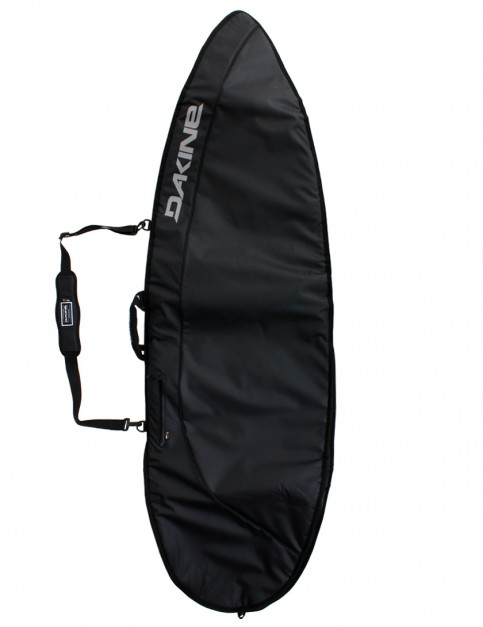DaKine Cyclone Thruster surfboard bag 8mm 6ft 3 - Black