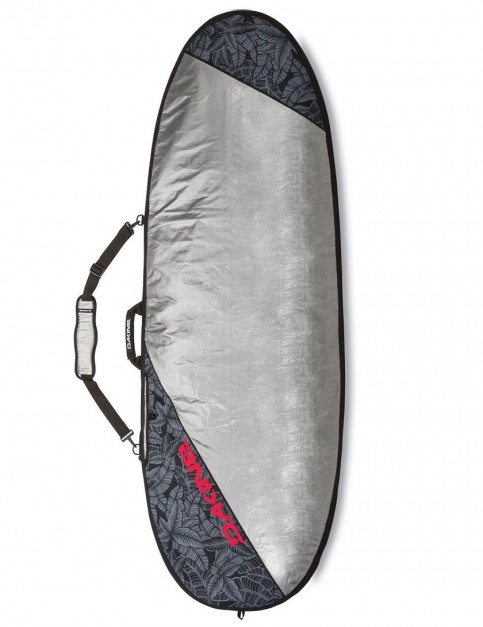 DaKine Daylight Surf Hybrid surfboard bag 6mm 5ft 8 - Stencil Palm