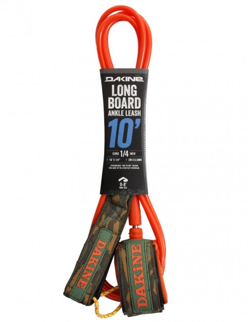 DaKine Longboard Ankle surfboard leash 10ft - Surplus
