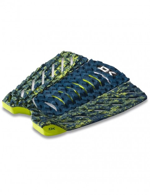 DaKine Superlite surfboard tail pad - Sulphur/Midnight
