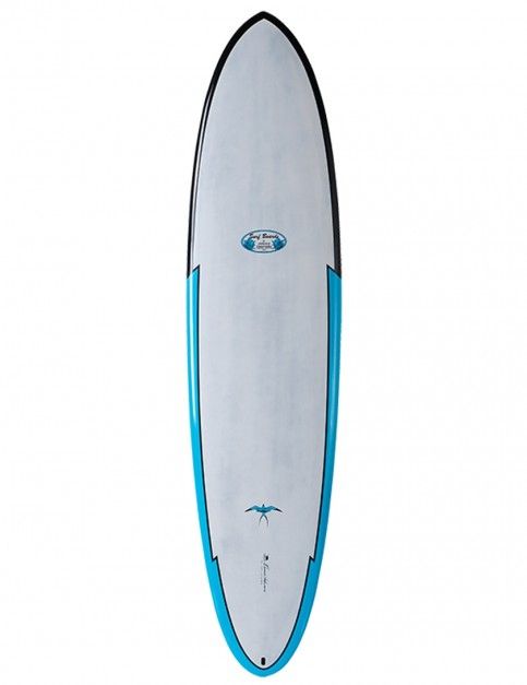 Takayama The Egg TufLite-PC surfboard 7ft 6 - Blue