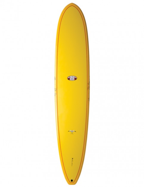 Takayama Beach Break TufLite-PC surfboard 9ft 6 - Yellow