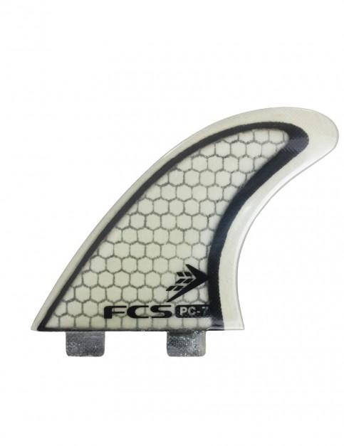 FCS PC-7 tri fin Large - Black