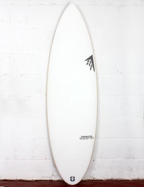 Firewire FST Dominator Surfboard 5ft 7 FCS II - White