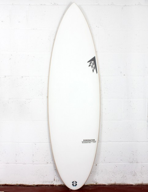 Firewire FST Dominator Surfboard 6ft 2 FCS II - White