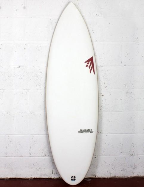 Firewire FST Dominator Surfboard 6ft 0 Futures - White