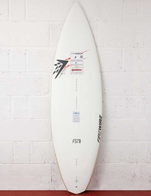 Firewire FST Hellfire Kiteboard 5ft 6 Futures - White