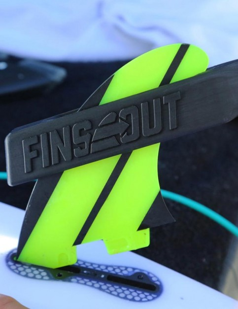 FCS Finsout Fin removal tool - Black