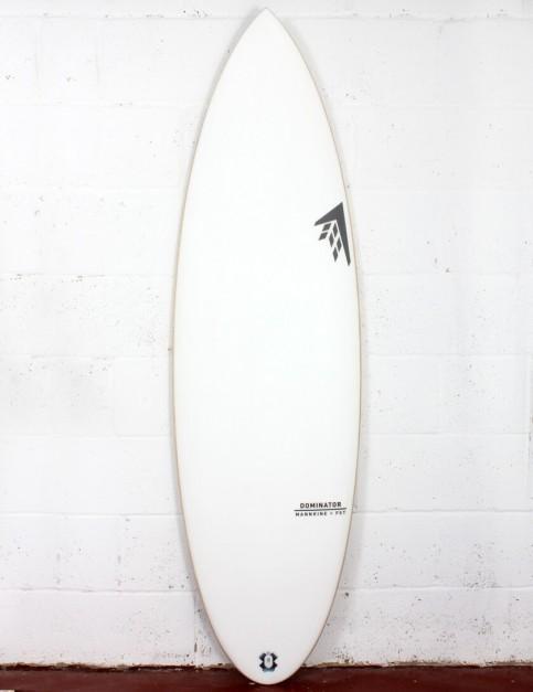 Firewire FST Dominator Surfboard 6ft 4 FCS II - White