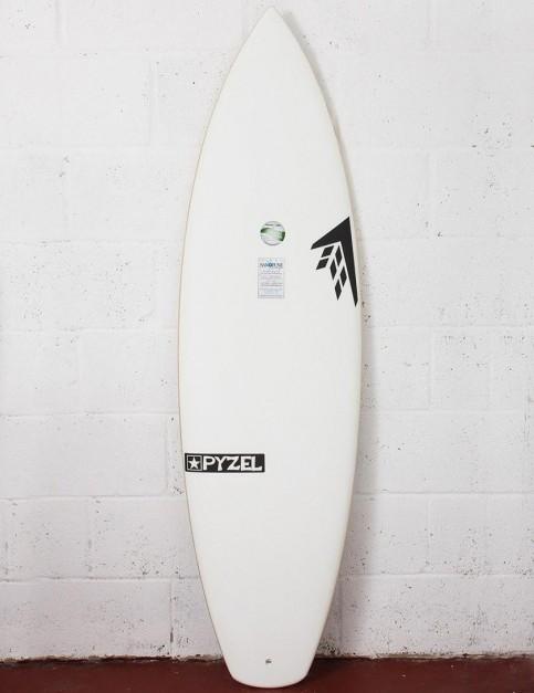 Firewire FST Pyzalien surfboard 5ft 11 FCS II - White