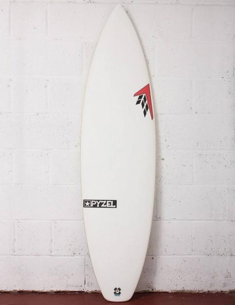 Firewire FST The Slab Surfboard 5ft 11 FCS II - White