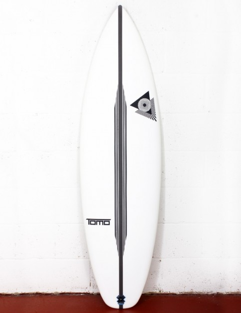 Firewire LFT SKX surfboard 5ft 8 Futures - White