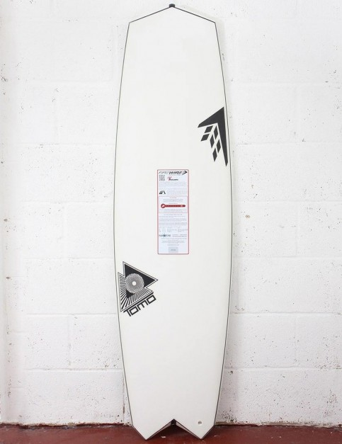 Firewire LFT Vanguard surfboard 5ft 2 FCS II - White