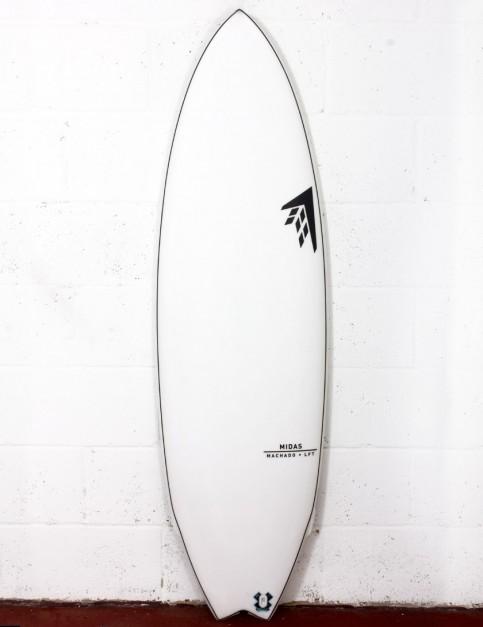 Firewire LFT Midas surfboard 6ft 0 FCS II - White