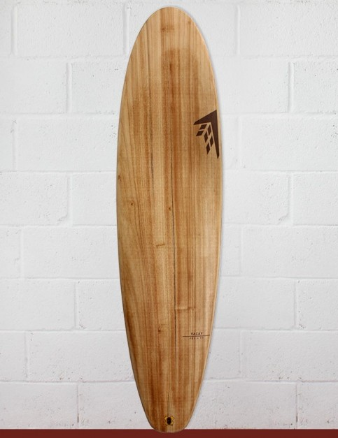 Firewire Timbertek Vacay surfboard 7ft 6 FCS II - Natural Wood