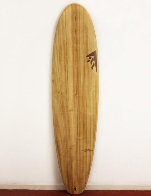 Firewire Timbertek Vacay surfboard 7ft 2 Futures - Natural Wood