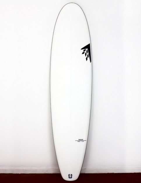 Firewire LFT Vacay surfboard 7ft 6 Futures - White