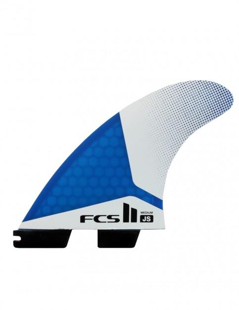 FCS II JS PC Tri Fin Medium - Blue