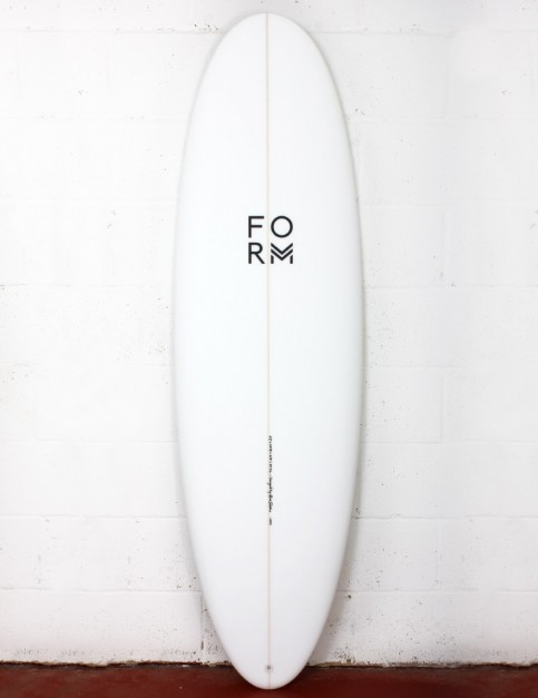 Form Flow Stik surfboard PL EPS 6ft 4 FCS II - White