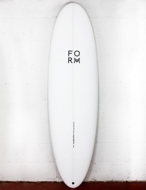 Form Flow Stik surfboard PL EPS 6ft 4 FCS II - White