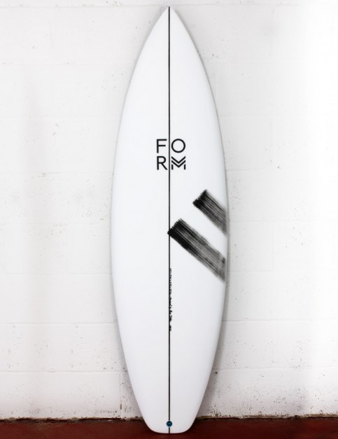 Form Go To surfboard 6ft 0 FCS II - White