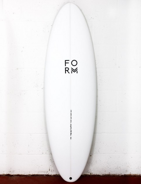 Form High Line surfboard PL EPS 6ft 2 FCS II - White