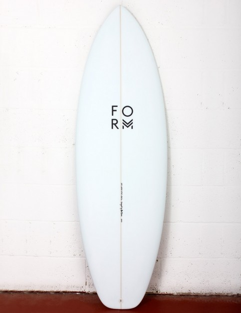 Form Mode X PL EPS surfboard 5ft 10 FCS II - White