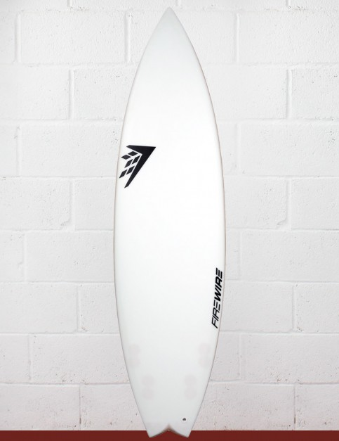 Firewire FST QuadraFive surfboard 6ft 0 (Slim) FCS - White