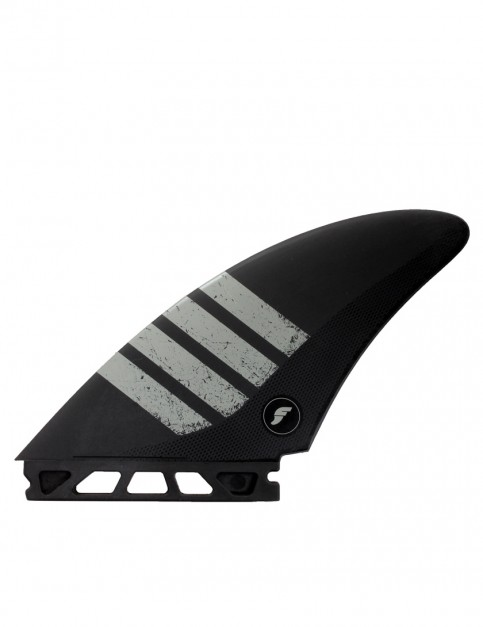Futures Controller Alpha Series Quad Fins Large - Carbon
