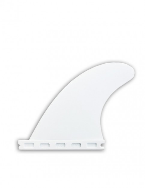Futures QD2 4.0 Thermotech Quad Rear Fins - White