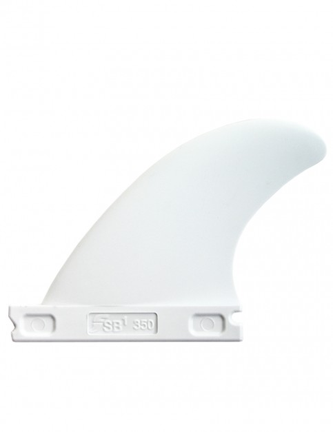 Futures SB1 Thermotech Side Bite Fins Small - White