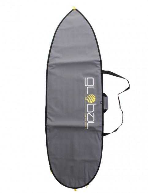 Global Twenty Four Seven Hybrid surfboard bag 5mm 6ft 9 - Grey