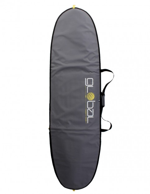 Global Twenty Four Seven Mini Mal surfboard bag 5mm 7ft 0 - Grey
