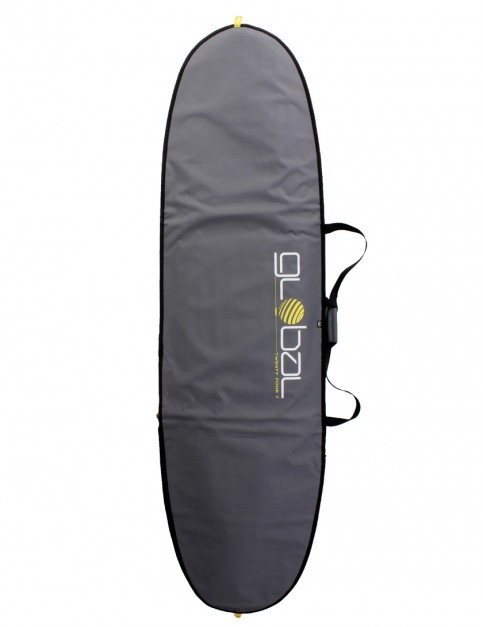 Global Twenty Four Seven Longboard 5mm surfboard bag 9ft 0 - Grey