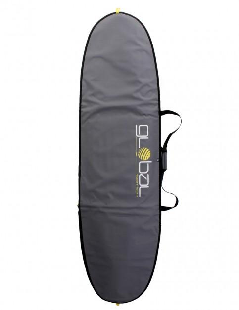 Global Twenty Four Seven Mal surfboard bag 5mm 8ft 0 - Grey