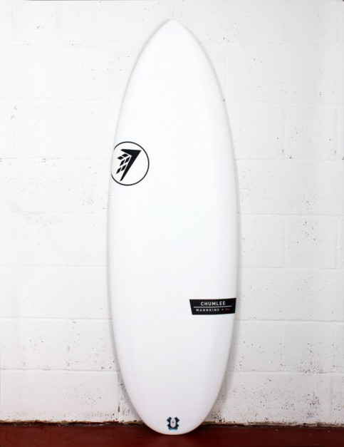 Firewire Helium Chumlee surfboard 5ft 7 Futures - White