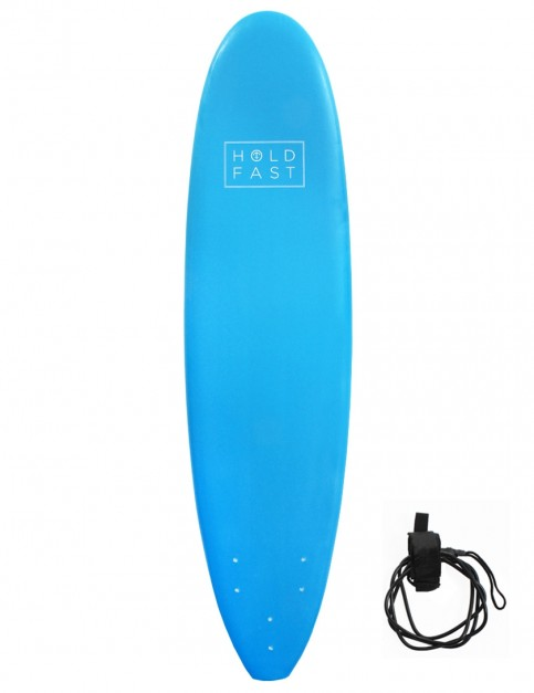 Hold Fast Mini Mal Foam Surfboard 7ft 0 - Blue