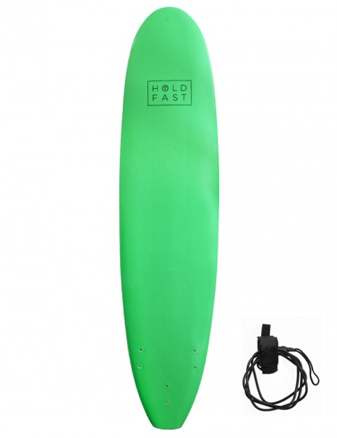 Hold Fast Mini Mal Foam Surfboard 8ft 0 - Green