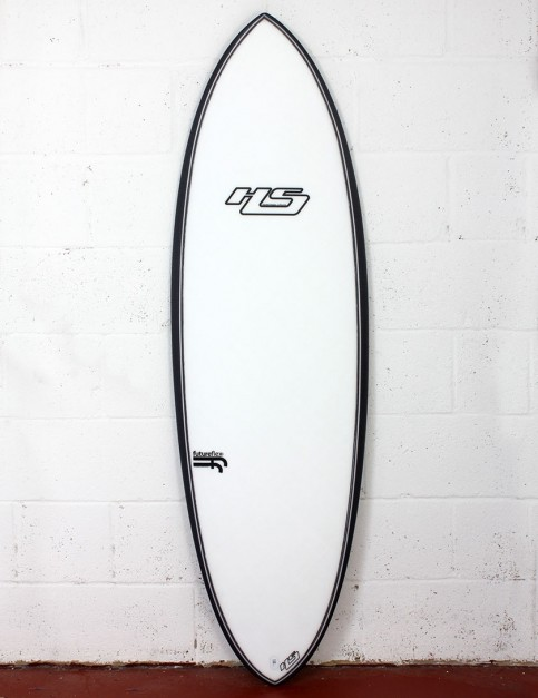 Haydenshapes Hypto Krypto FutureFlex surfboard 5ft 10 FCS II - White