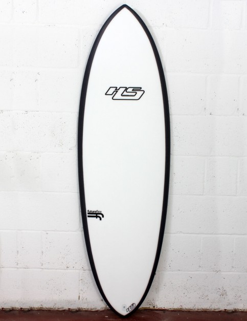 Haydenshapes Hypto Krypto FutureFlex surfboard 6ft 0 Futures - White