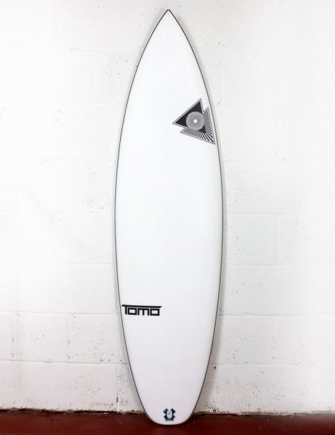 Firewire LFT SKX surfboard 6ft 1 FCS II - White
