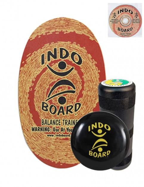 Indo Board Original Training Pack Balance Trainer - Orange