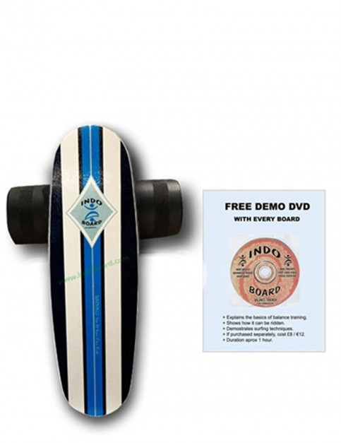 Indo Board Mini Pro Balance trainer - Classic Stripe