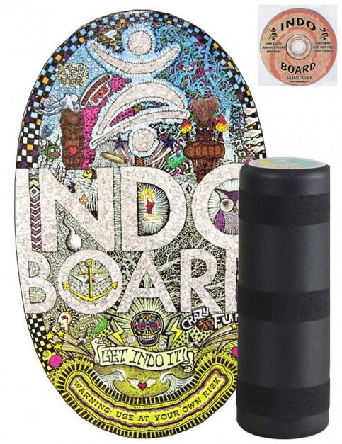 Indo Board Original Balance trainer - Doodle