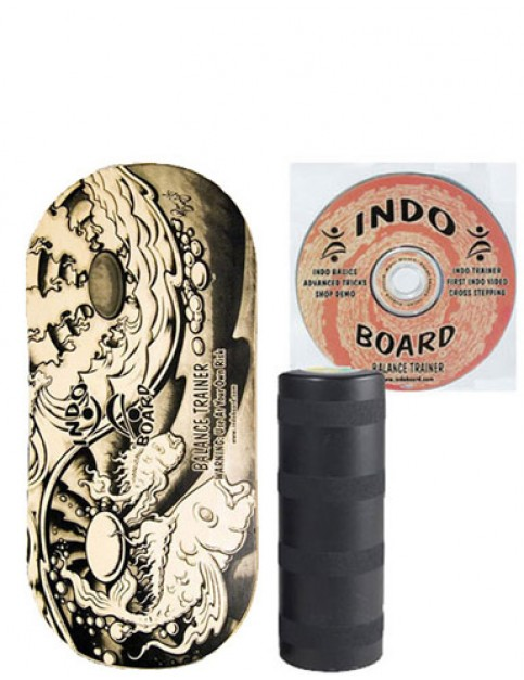 Indo Board Rocker Pack Balance trainer - Ying Yang