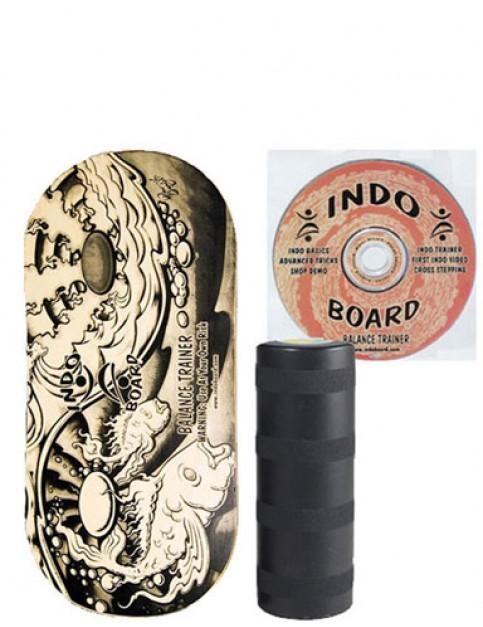 Indo Board Rocker Pack Balance trainer - Ying Yang