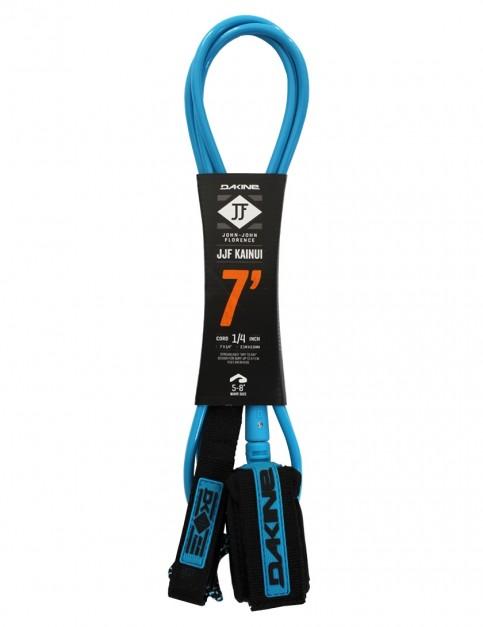 DaKine John John Florence Kainui surfboard leash 7ft - Black/Blue