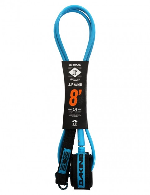 DaKine John John Florence Kainui surfboard leash 8ft - Black/Blue