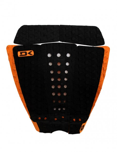 DaKine John John Florence Pro surfboard tail pad - Black/Orange